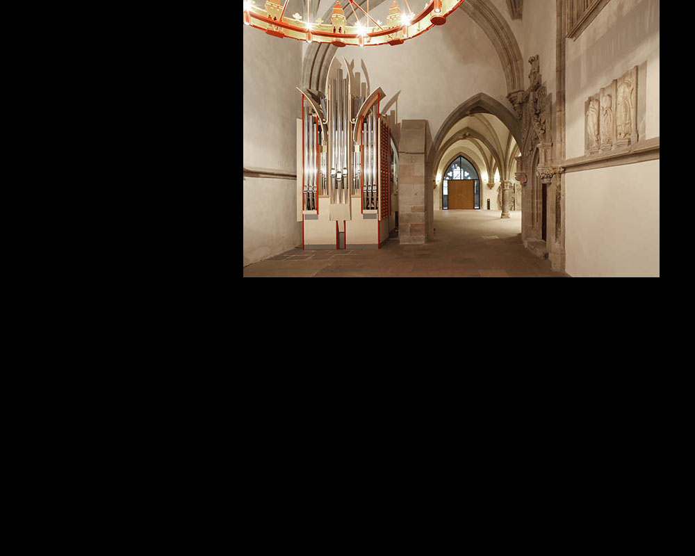 Magdeburg Remter Chapel Germany